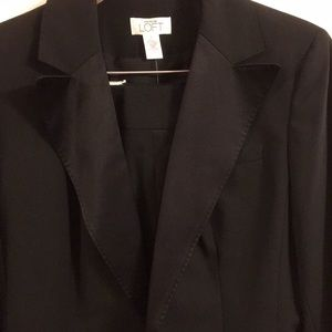 Ann Taylor Jackets & Coats - Black ladies tuxedo- size 8